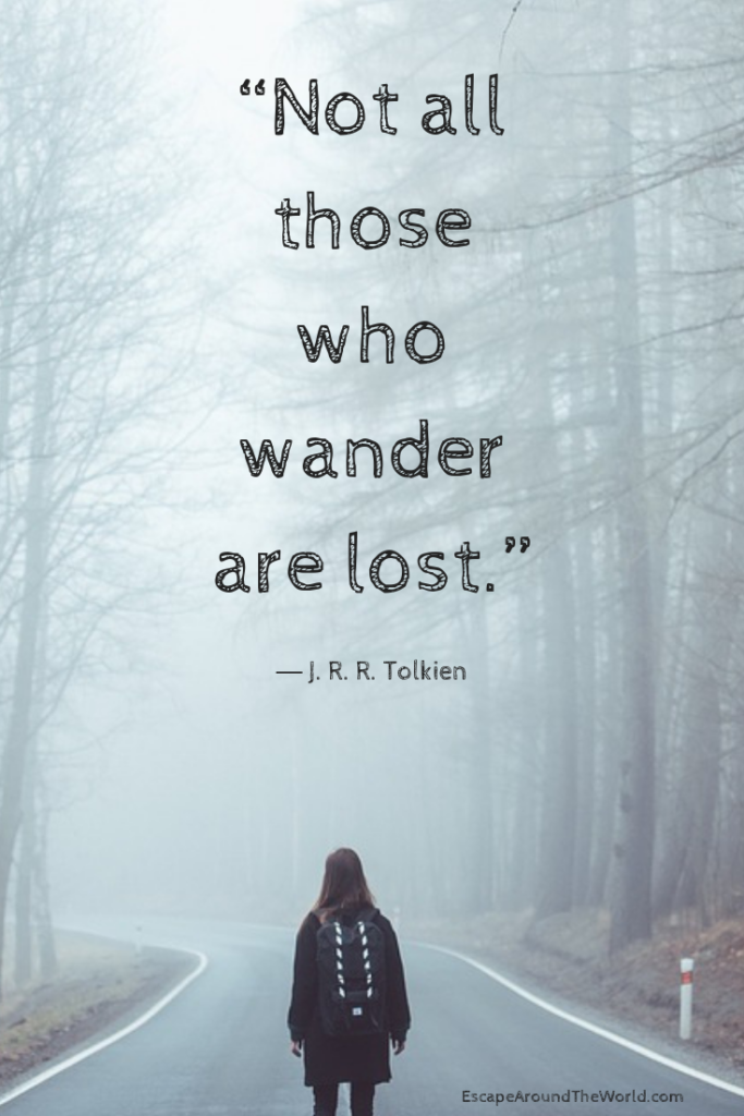101 Travel Quotes To Inspire Your Wanderlust Escape Around The World